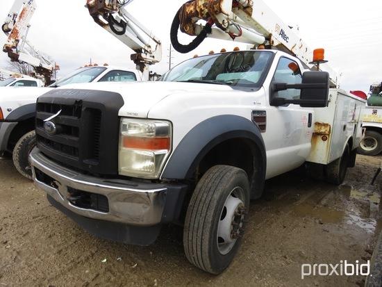 Altec AT37G, 42 ft, Articulating & Telescopic Bucket Truck s/n 0110DE11559,