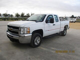 (Houston, TX) 2008 Chevrolet C2500HD Extended-Cab Pickup Truck runs, drives, minor body damage