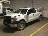(Columbus, OH) 2014 Ford F150 4x4 Extended-Cab Pickup Truck Not Repairable Recommend Junk/Scrap; not