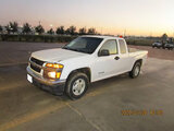 (Houston, TX) 2005 Chevrolet Colorado Extended-Cab Pickup Truck Starts and runs, starter/electrical