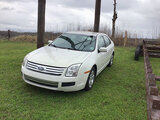 (Opelousas, LA) 2008 Ford Fusion AWD 4-Door Sedan runs and drives, windshield pitted