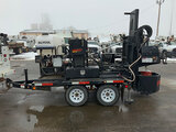 (South Beloit, IL) Utilicor Technologies MPX-SS, Core Drill mounted on 2015 Miska T/A Tagalong Flatb
