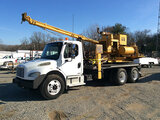 (Little Rock, AR) Texoma 330-20, Pressure Digger rear mounted on 2005 Freightliner M2 106 T/A Carrie