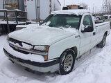 (East Chicago, IN) 2005 Chevrolet C1500 Pickup Truck runs & drives