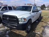 (Bloomington, IL) 2014 Dodge/Ram W2500 4x4 Pickup Truck Starts with aid, runs rough, drives.electron