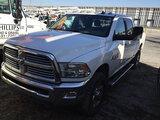 (Columbus, OH) 2014 Ram W2500HD 4x4 Crew-Cab Pickup Truck starts, runs, bad transmission
