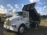 (Ocala, FL) 2007 Kenworth T300 Dump Truck Starts, Runs & Drives; Bed Dumps