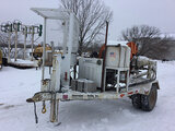 (Des Moines, IA) 2001 Sherman & Reilly PT-2766-BV-T Single-Drum Puller/Tensioner, trailer mtd runs,
