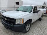 (Joplin, MO) 2009 Chevrolet K1500 4x4 Pickup Truck Runs and drives