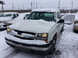 (East Chicago, IN) 2005 Chevrolet K1500 4x4 Extended-Cab Pickup Truck runs & drives, 4x4 disabled, f