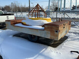 (Chillicothe, MO) 1993 Homemade Coil Pipe Trailer