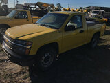 (Ocala, FL) 2012 Chevrolet Colorado Pickup Truck Starts, Runs, & Drives