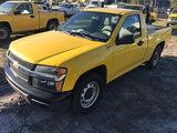 (Ocala, FL) 2012 Chevrolet Colorado Pickup Truck Starts, Runs & Drives; Runs Rough