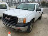 (Joplin, MO) 2011 GMC G1500 Pickup Truck Runs, moves, steering issue, Not Drive-able, check engine l