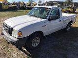 (Ocala, FL) 2011 Ford Ranger Pickup Truck Starts, runs & drives