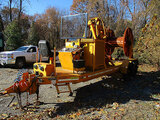 (Harmans, MD) 2001 TSE PTV60-54 Groove Puller/Tensioner, T/A trailer mtd starts and runs, hours unkn
