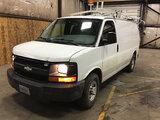 (Neenah, WI) 2008 Chevrolet G3500 Cargo Van runs and drives