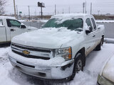 (East Chicago, IN) 2012 Chevrolet K1500 4x4 Extended-Cab Pickup Truck runs, drives