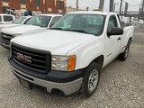 (Joplin, MO) 2011 GMC G1500 Pickup Truck Runs and drives, air bag light on, missing tail gate