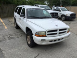 (Crown Point, IN) 2008 Dodge Durango 4x4 4-Door Sport Utility Vehicle Check engine light is on.  Jum