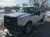 (Chillicothe, MO) 2011 Ford F250 4x4 Extended-Cab Pickup Truck runs, drives