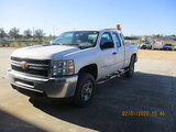 (Houston, TX) 2012 Chevrolet C2500HD Extended-Cab Pickup Truck Runs and drives, minor body damage