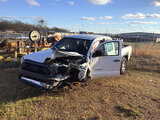 (Byram, MS) 2015 Toyota Tacoma 4x4 Access-Cab Pickup Truck Wrecked, not running, no power to dash fo