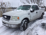(East Chicago, IN) 2006 Ford F150 4x4 Extended-Cab Pickup Truck runs & drives
