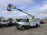 (Chester, VA) Posi Plus 700-40, Non-Insulated Cable Placing Bucket center mounted on 2014 Internatio