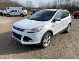 (Smock, PA) 2014 Ford Escape 4x4 4-Door Sport Utility Vehicle Starts, runs rough, check engine light
