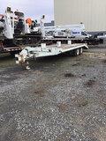 (Frederick, MD) 2007 Centreville EC018-10M T/A Tagalong Trailer Minor body damage.