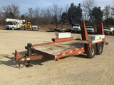 (Wright City, MO) 2007 Belshe GT-2 T/A Tagalong Trailer Towable