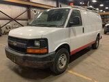 (Neenah, WI) 2007 Chevrolet G2500 Cargo Van runs, drives