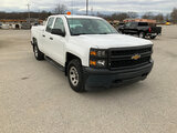 (Monticello, IN) 2015 Chevrolet K1500 4x4 Extended-Cab Pickup Truck runs, drives