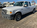 (South Beloit, IL) 2007 Ford Ranger Extended-Cab Pickup Truck runs and drives, rust and body damage(