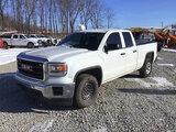 (Shrewsbury, MA) 2015 GMC K1500 4x4 Extended-Cab Pickup Truck bad engine, runs rough, engine noise,