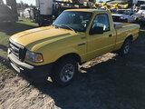 (Ocala, FL) 2011 Ford Ranger Pickup Truck Starts, runs, & drives
