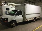 (Columbus, OH) 2005 GMC G3500 Cutaway Van Body Truck runs, drives