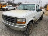 (Joplin, MO) 1997 Ford F250 4x4 Pickup Truck Runs and drives