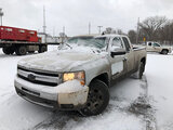(East Chicago, IN) 2011 Chevrolet K1500 4x4 Extended-Cab Pickup Truck runs & drives