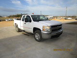 (Houston, TX) 2008 Chevrolet C2500HD Extended-Cab Pickup Truck Runs and drives, minor body damage