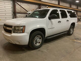 (Neenah, WI) 2008 Chevrolet Suburban 4x4 4-Door Sport Utility Vehicle runs and drives, check engine