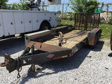 (Wright City, MO) 2013 SDP T/A Tagalong Equipment Trailer towable