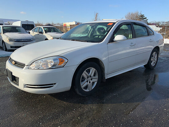 2011 Chevrolet Impala LS 4-Door Sedan