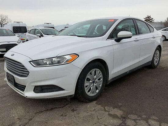 2014 Ford Fusion 4-Door Sedan