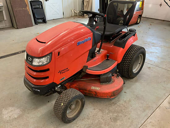 2006 Simplicity Riding Lawn Mower