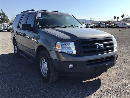 2012 Ford Expedition 4-Door Sport Utility Vehicle