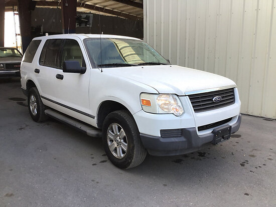 2006 Ford Explorer 4-Door Sport Utility Vehicle Runs and Drives