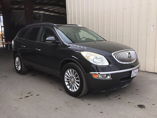 2010 Buick Enclave CXL 4-Door Sport Utility Vehicle Runs and Drives