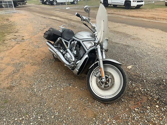 2002 Harley-Davidson VRS V-Rod 1130CC Motorcycle